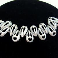 Vintage Selini Mod Chunky Bracelet